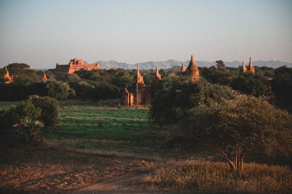 Otto Lilja Myanmar kokemuksia ''