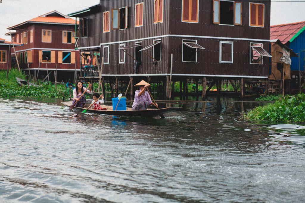 Otto Lilja Myanmar kokemuksia 6