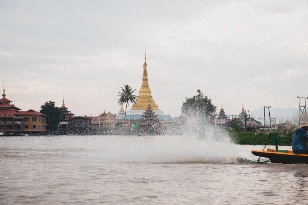 Otto Lilja Myanmar