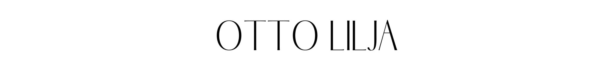 OTTO LILJA
